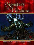 RPG Item: Monsters of Verdune