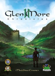 Glen More II: Chronicles Cover Artwork