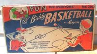 Board Game: Biddy Basketball