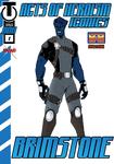 RPG Item: Acts of Heroism: Iconics 01: Brimstone