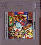 Video Game: Who Framed Roger Rabbit (Game Boy)