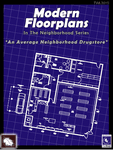 RPG Item: Modern Floorplans: Neighborhood Drugstore