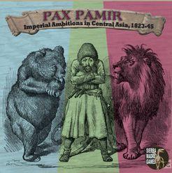 Pax Pamir Cover Artwork