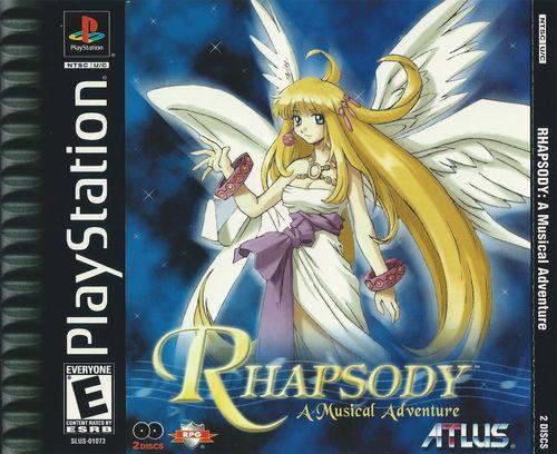 Video Game: Rhapsody: A musical Adventure