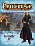 RPG Item: Pathfinder #071: Rasputin Must Die!