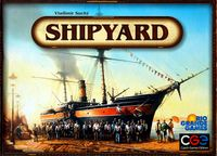Board Game: Shipyard