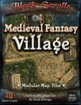 RPG Item: Medieval Fantasy: Village