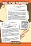 RPG Item: Threat Report #09: Motherboard