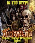 Board Game: MidEvil III:  Subterranean Homesick Blues!