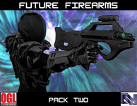RPG Item: Future Firearms Pack Two