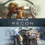 Board Game: MERCS: Recon – Counter Threat