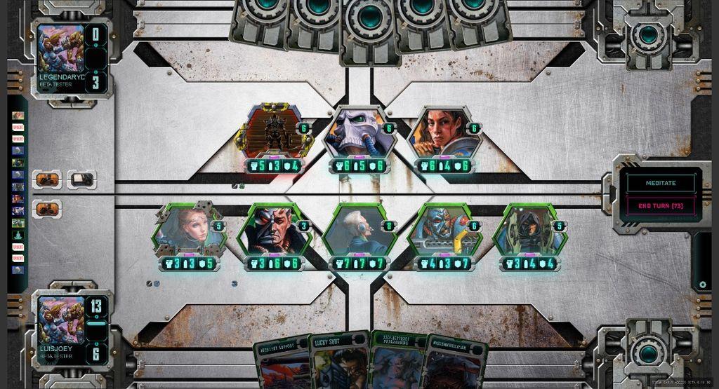 Video Game: Doomtrooper CCG