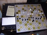 Board Game: Word Wars III: A game of Word Wars