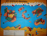 Board Game: City States of Arklyrell