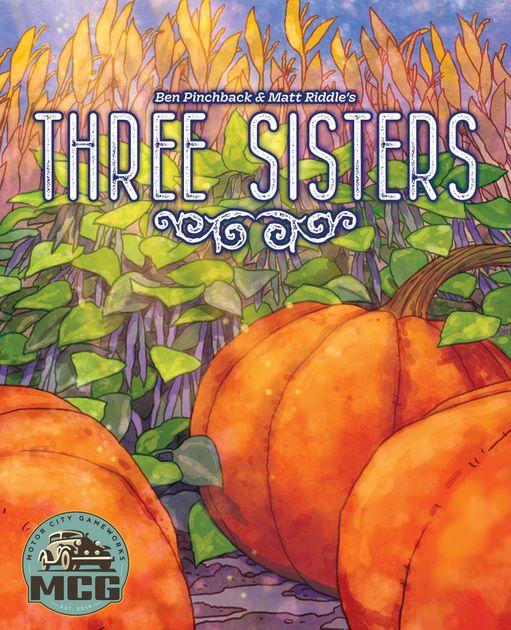 Three Sisters | Board Game | BoardGameGeek