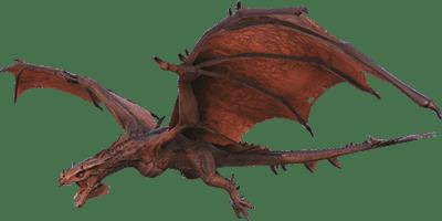 Character: Wyvern (ARK)