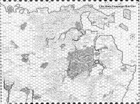RPG Item: Wilderlands Map 01: City State Region
