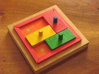 Board Game: 3 SPOT game