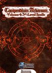 RPG Item: Compendium Arkanum Volume 04: 3rd-Level Spells