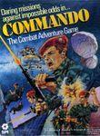 Board Game: Commando