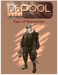 RPG Item: D6Pool: Cast of Characters