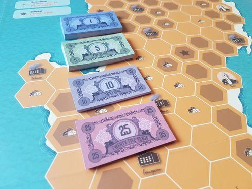 Board Game: Luzon Rails