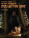 RPG Item: Dead Reign Sourcebook 1: Civilization Gone