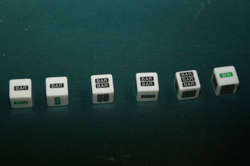 Board Game: Slotsadee