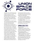 Issue: EONS #60 - Union Space Force