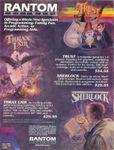Video Game: Thrax Lair