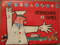 Board Game: Das bewegliche Verkehrsspiel
