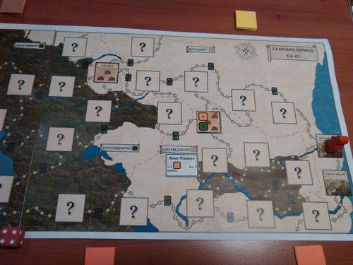 Board Game: Terra Incognita