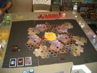 Board Game: Supernova