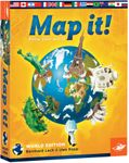 Board Game: Map It! World Edition