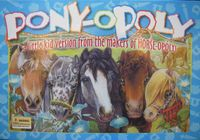 Board Game: Pony-opoly