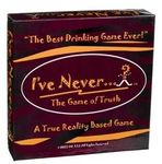 Board Game: I've Never... The Outrageous Game of Truth