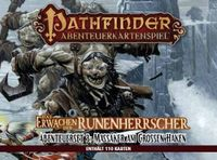 Board Game: Pathfinder Adventure Card Game: Rise of the Runelords – Adventure Deck 3: The Hook Mountain Massacre