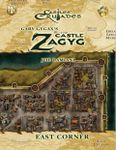 RPG Item: CZ13: Castle Zagyg: The Free Town of Yggsburgh - The East Corner