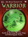 RPG Item: The Power Gamer's 3.5 Warrior Strategy Guide