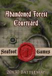 RPG Item: Abandoned Forest Courtyard