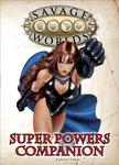 RPG Item: Super Powers Companion Explorer's Edition