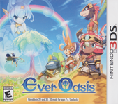 Video Game: Ever Oasis