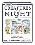 RPG Item: Creatures of the Night, Vol. 1