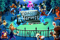 Video Game: Ghost  Harvest