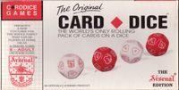 Board Game: Card Dice