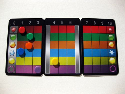 Board Game: Einfach Genial: Das Kartenspiel
