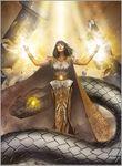 Board Game Accessory: Ashes: Rise of the Phoenixborn – Maeoni Viper Alternate Art