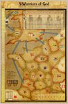 Board Game: Warriors of God: The Wars of England & France, 1135-1453
