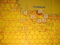 Board Game: Desert Fox