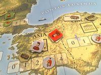 Board Game: Time of Crisis: The Roman Empire in Turmoil, 235-284 AD